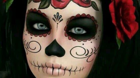 Spookily Good Halloween Makeup Ideas!
