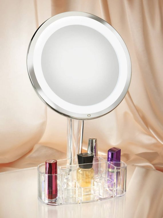 Hollywood Mirrors With Lights Amp Magnification Mirrors