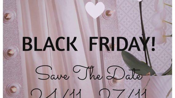 Black Friday Bargins!