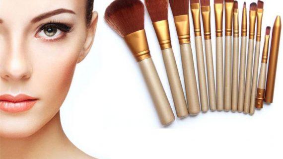 Win a Gorgeous Gold Makeup Set 💋