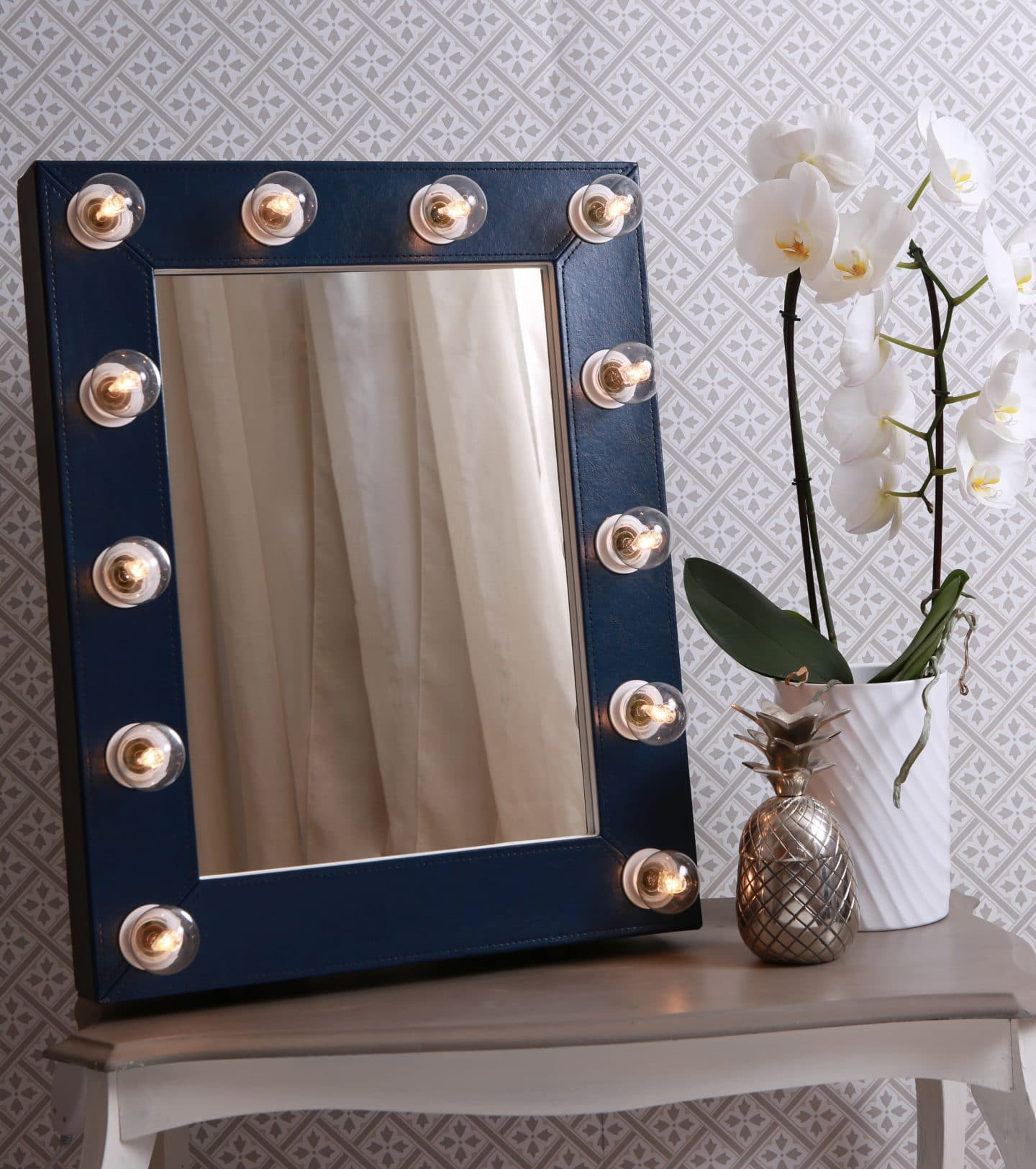 New Limited Edition Navy Blue & White Vanity at Launch Price!