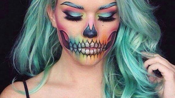 Look Pretty Scary This Halloween!